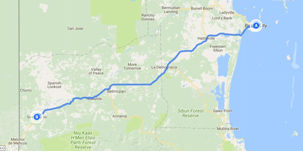 Days 171 172 belize city to san ignacio and xunantunich riding we bid farewell to belize city on wednesday and rode towards san ignacio a town close to the border of guatemala the ride itself was just under two hours gumiabroncs Image collections